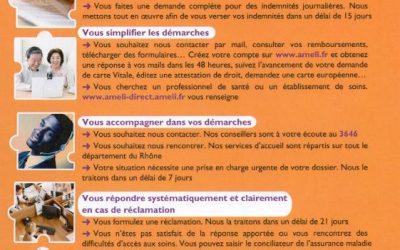 Charte de la CPAM du Rhône