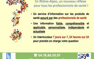 Médicament Info Service : conseils sur les médicaments